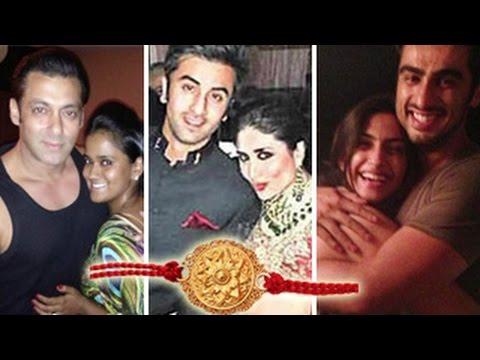 Bollywood Hot Siblings | Raksha Bandhan Special | Salman Khan, Sonam Kapoor, Ranbir Kapoor video