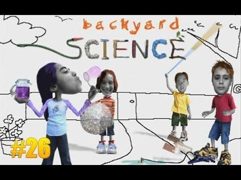 Забавная наука #26 - Backyard Science #26