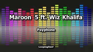 Maroon 5 Ft Wiz Khalifa Payphone Karaoke