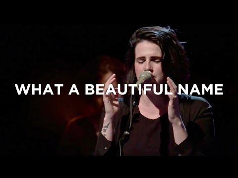download lagu What A Beautiful Name W/ Spontaneous - A gratis