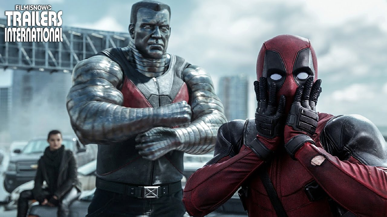 DEADPOOL - Novo Spot + Trailer Oficial Legendado - Ryan Reynolds [HD]