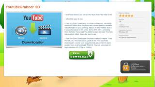YouTube Grabber - FREE Download !!!