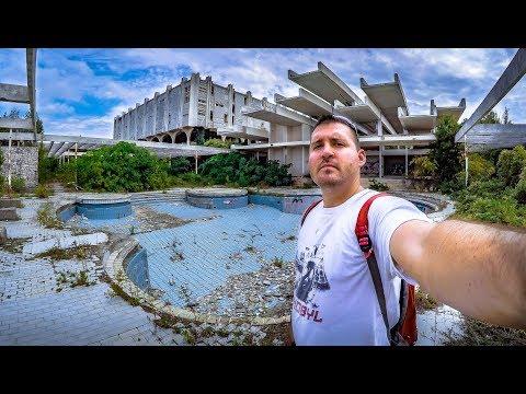 SZELLEMHOTEL a KRK-szigeten - HALUDOVO HOTEL PALACE | Szellemvárosok a Világban 6.