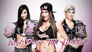 WWE- Divas Championship History (2008-2016)