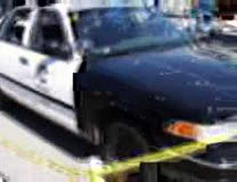 North Hollywood bank robbery - PART  1/4 - Larry Phillips, Jr. and Emil Matasareanu