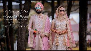Wedding Highlights of Manmeet & Harmit