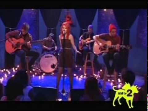 Paramore - Ignorance on Mtv Unplugged [Official Video + Lyrics]