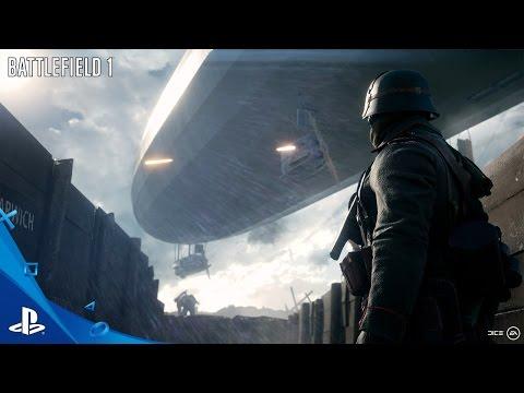 Battlefield 1 - Official Launch Trailer | PS4
