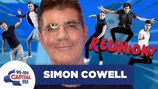 Simon Cowell Hints At A One Direction Reunion 😍 | FULL INTERVIEW | Capital