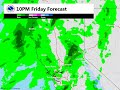 Precipitation Forecast: Friday and Saturday, March 4-5, 2016