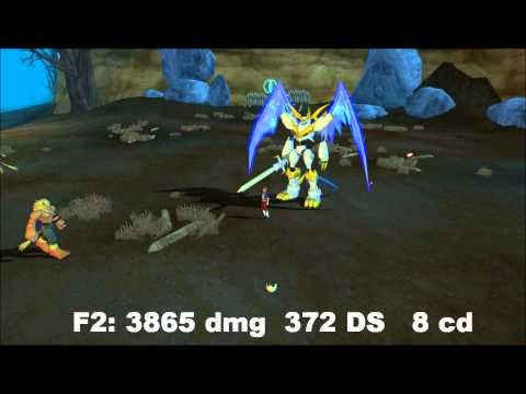 Digimon Masters Online - Imperialdramon Paladin Mode