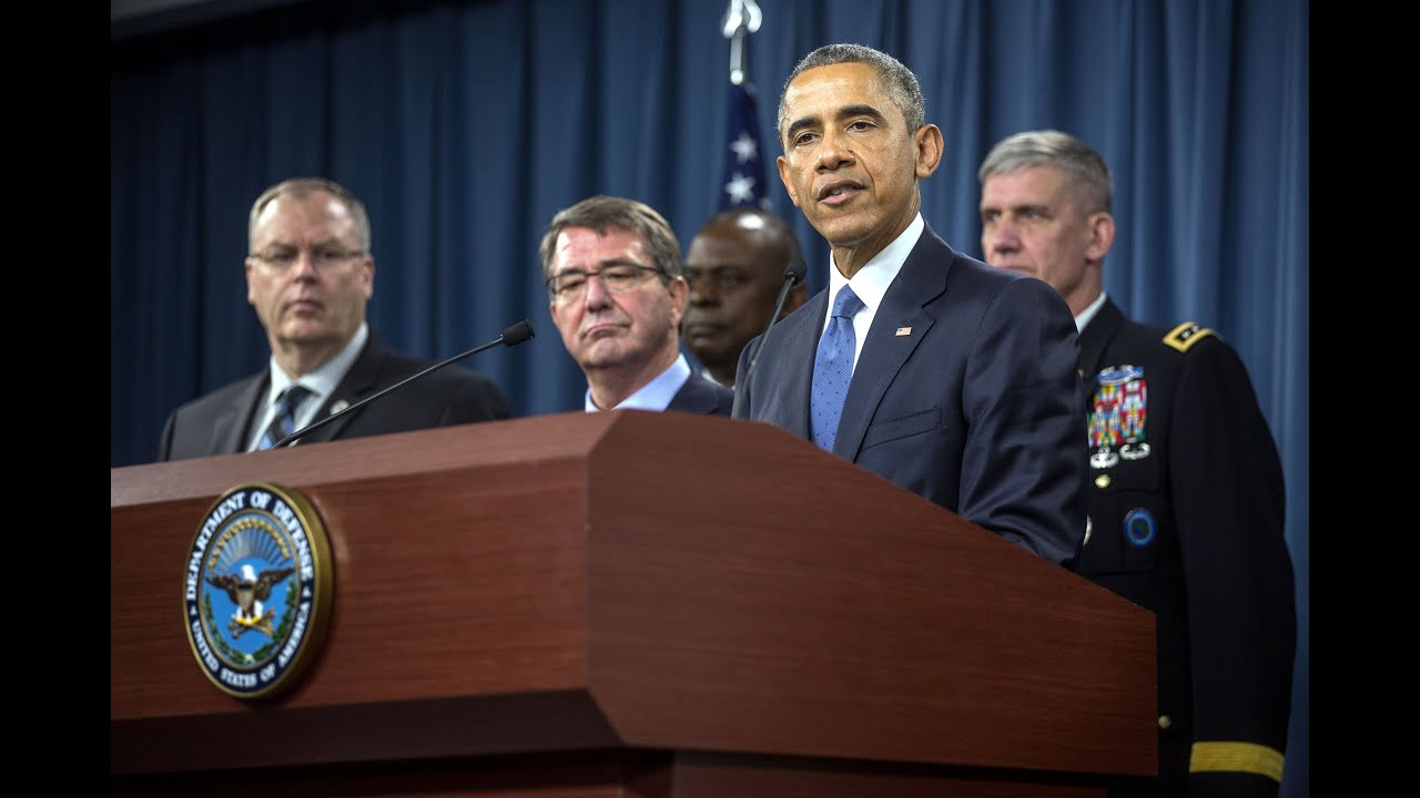 The President Provides an Update on Our Campaign to Degrade and Destroy ISIL