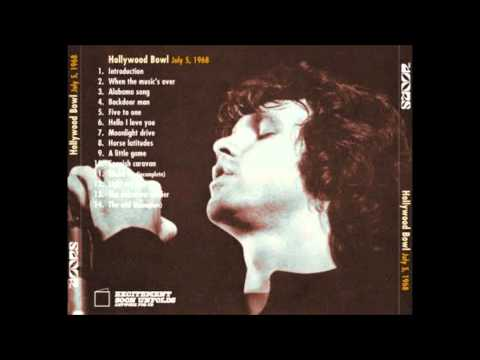 The Doors - When the Music's Over (with Lyrics)