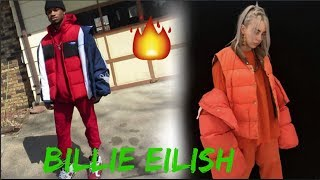 Billie Eilish's Style.... (How To Dress Like Billie Eilish)