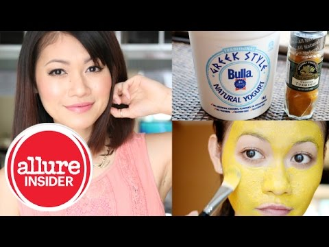 DIY Turmeric Face Mask for Clear, Bright Skin with SecretLifeofaBioNerd - Allure Insider