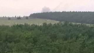 Луганск обстрел 07.07 / fire Lugansk Ukraine