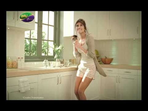 Priyanka Chopra in Bru Exotica TV Advertisement