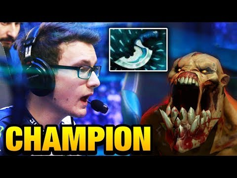 Miracle Naix With Blink Dagger Champion S Power Dota 2