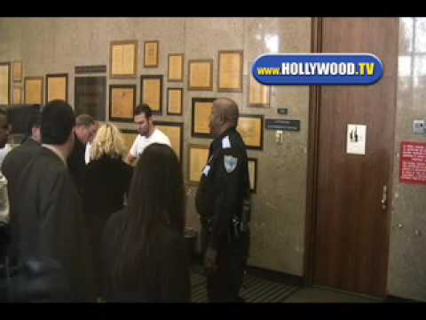 Madonna Jury Duty In Beverly Hills