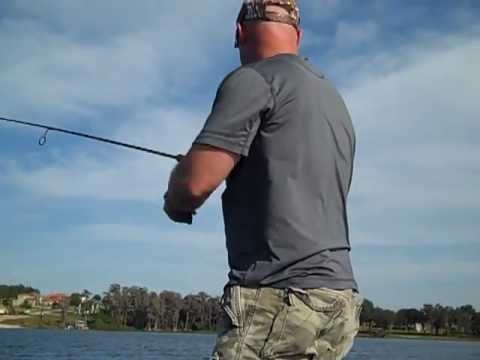 Crappie Fishing in Central Florida
