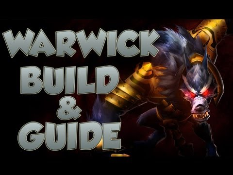 League of Legends - Warwick Build - with Commentary