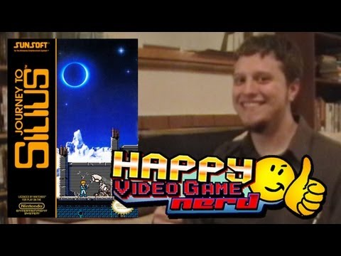 Happy Video Game Nerd - Journey to Silius