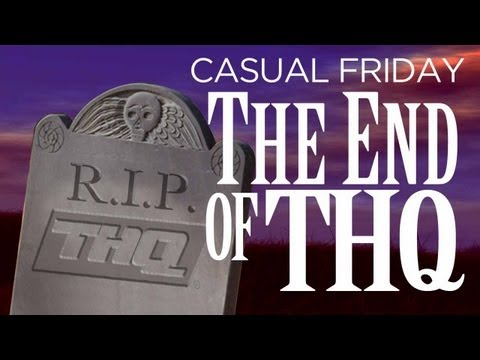 What Should Happen to THQ's Franchises? CASUAL FRIDAY