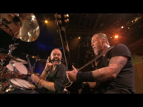 Metallica - Fight Fire With Fire - Live