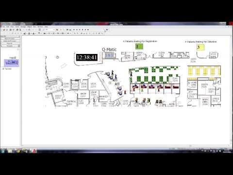 simulation using arena