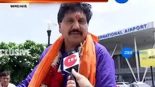 Ahmedabad: In Conversation With Rajysabha MP Jugal Thakor