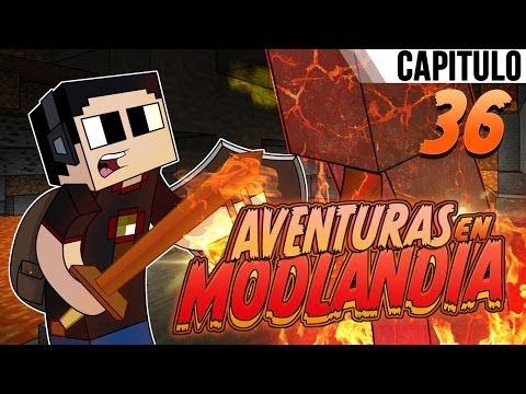 Minecraft: Aventuras en Modlandia Ep. 36