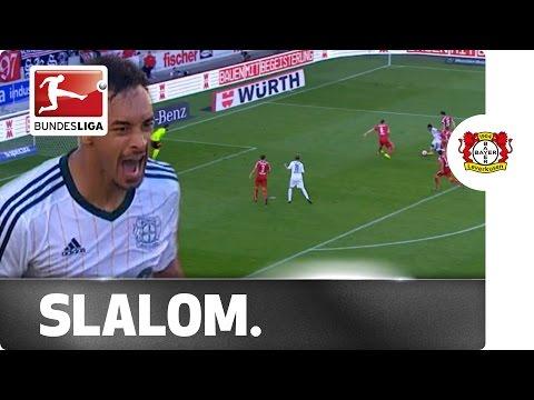 Sensational Solo Goal - Bellarabi Slaloms Through Stuttgart Defence
