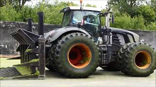 New Holland-Fendt-MB-Hawe-Conow / GPS ; WCS 2018  pt. 2/2