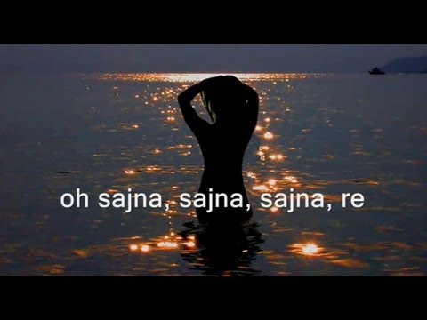 A.R. Rahman - Sajna (Onscreen Lyrics & HD)