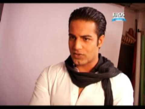 Upen Patel Photo Shoot Video