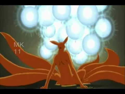 face the demon naruto vs kyuubi naruto shippuden amv hd