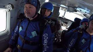 Go Skydive Rob