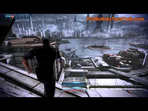 Mass Effect 3 Game Demo - Take Earth Back - First Look