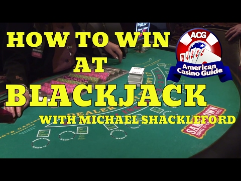 How to win at blackjack (21) with gambling expert Michael