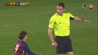Final Sub-12: Barcelona 2x0 Real Madrid