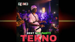 TEKNO - BEST MIX PARTY Mixed by Dj NO