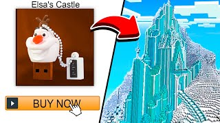 Buying DISNEY Castles from AMAZON!