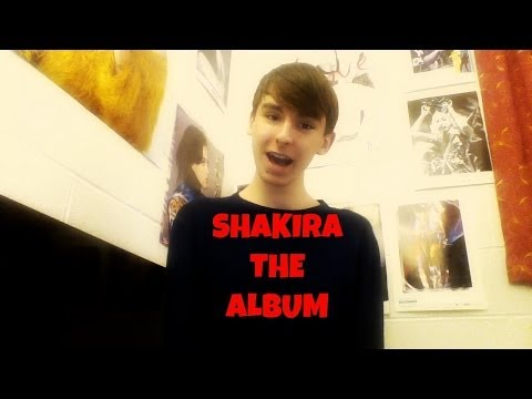 Shakira Album Review video