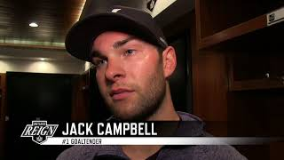 LA Kings Scrimmage - Jack Campbell