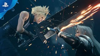 FINAL FANTASY VII REMAKE - FINAL FANTASY VII REMAKE Theme Song Trailer | PS4