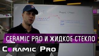 Чем отличаются составы Ceramic Pro от жидкого стекла   Ceramic Pro Ural Екатеринбург