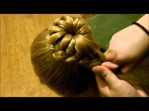 How to: Lace Braid Bun - Style Better Bella