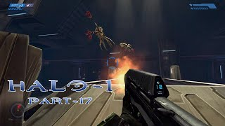 Halo Combat Evolved   Walkthrough Part - 17   Wait, It Gets Worse !