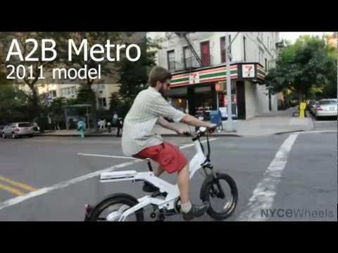 2011 A2B Metro Electric Bike Review
