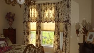 How To Make A Simple Valance (Part1)